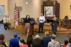 Shabbat Singing