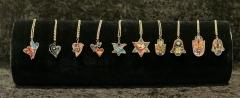 mezzuzahs-Star-of-David-necklaces-